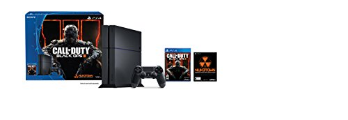 Sony PlayStation 4 500GB Bundle with Call of Duty Black Ops III – Black