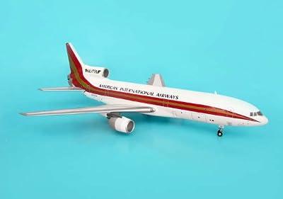 AVIATION200 1-200 Scale Model Aircraft AVDP101102 American IntL L1011F 1-200 REGNo. N103CK