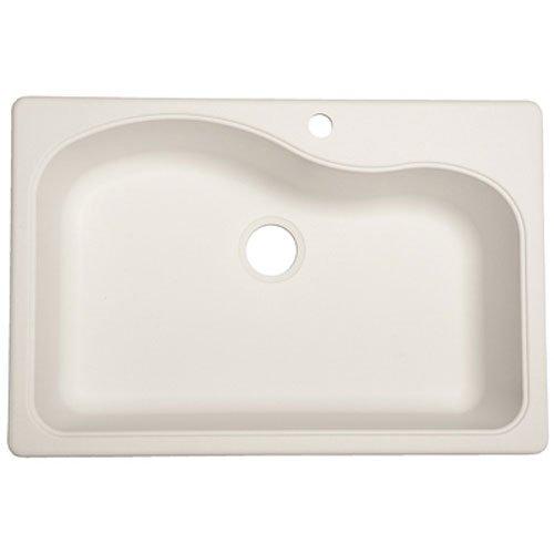 Franke Consumer Products SP3322-1 Dual Mount Composite Granite Single Bowl...