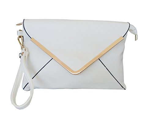 Per Infinita Inception La Donna Tote Bianco Bianca Bag Pro dOaqIw4