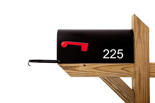 Mailbox Numbers (2 Sets of 2