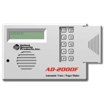 USP Automatic Voice Dialer, 4 Messages (24VDC) (AD2000-F)