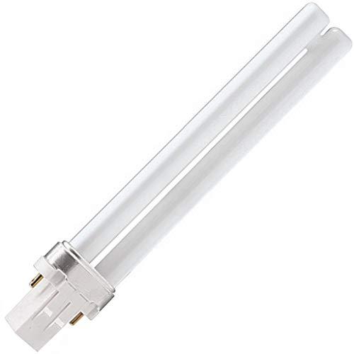 Philips 13w Single Tube 2-Pin GX23 5000k Daylight Fluorescent Light Bulb