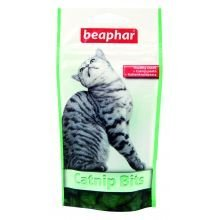 Beaphar Catnip Bits Treats for Cat 35g