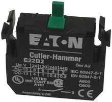 eaton-cutler-hammer-e22b2-contact-block-1no-10a-screw