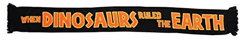 """Jurassic Park 5' Knitted Scarf 