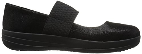 Sporty para Glimmer Jane Black Merceditas Black Mujer Mary F Glimmer Fitflop wvqt6a5Yxn