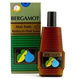 Bergamot Hair Tonic Reduces Hair Loss Regular Formula 100ml