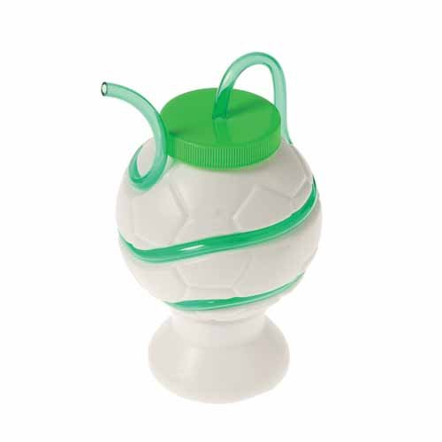DollarItemDirect SOCCERBALL DRINK CONTAINER, SOLD BY 21 PIECES