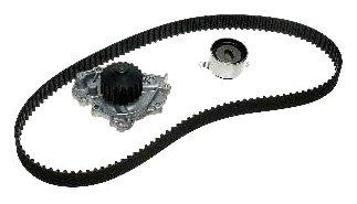 Honda Crv Water Pump - Gates TCKWP184 Engine Timing Belt Kit with Water Pump