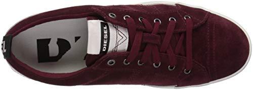 Wine Velows Sneaker D Men's Low Diesel Lace qxRn7Y0qwF
