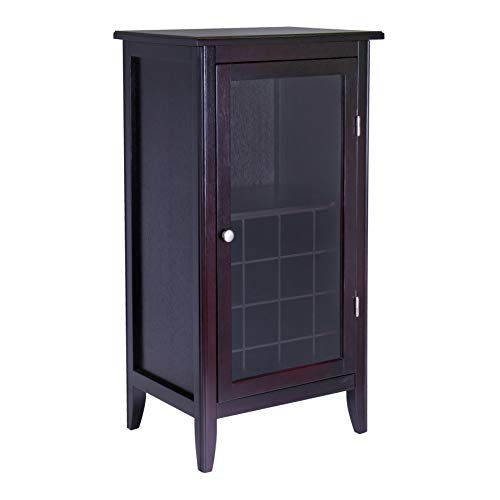 Winsome Wood 92522 Ryan Wine Storage, Espresso ()