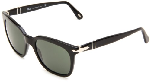 Persol Sunglasses PO 2999S 95/31 Black Sunglasses - - Persol Vintage Sunglasses