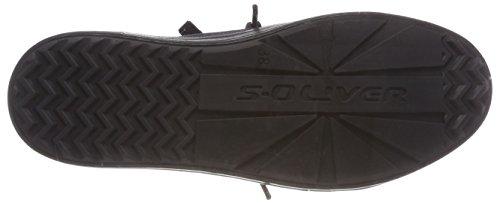 Negro 23610 31 oliver black 1 S Sin Mujer Zapatillas Cordones Para 48qxa5w