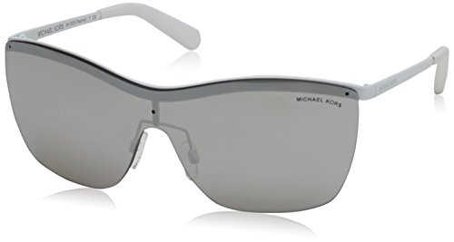 Michael Kors Women's 0MK5005 White  Sunglasses