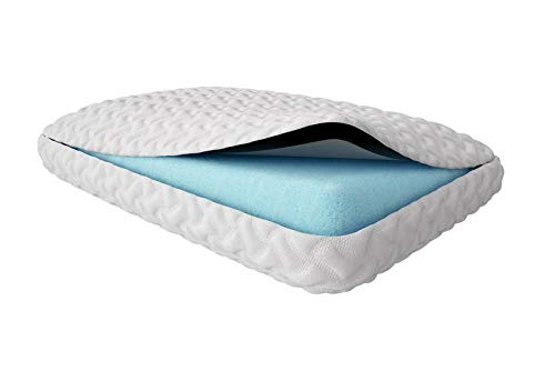 Tempur-Pedic Cloud + Cooling Pillow Standard Extra Soft Low Profile ()