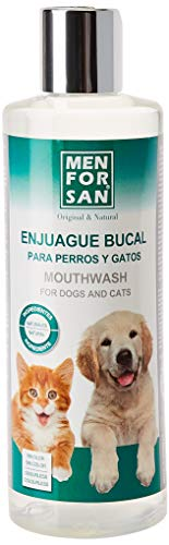 MENFORSAN Enjuague Bucal Antisarro para Perros Y Gatos