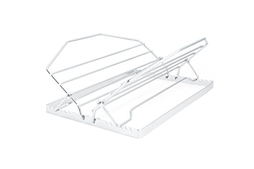 Fox Run 5698 Adjustable Roasting Rack 11.25 inch Chrome