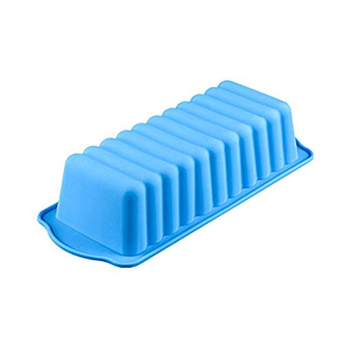 Amazon.com: Houseekertools Bread Loaf Pans Silicone Rectangle Shape Baking Tools Chocolate Cake Mold Toast Mould Bread Baking Supplies: Kitchen & Dining
