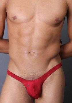 Malestrom/Joe Snyder Bulge Thong - Wine