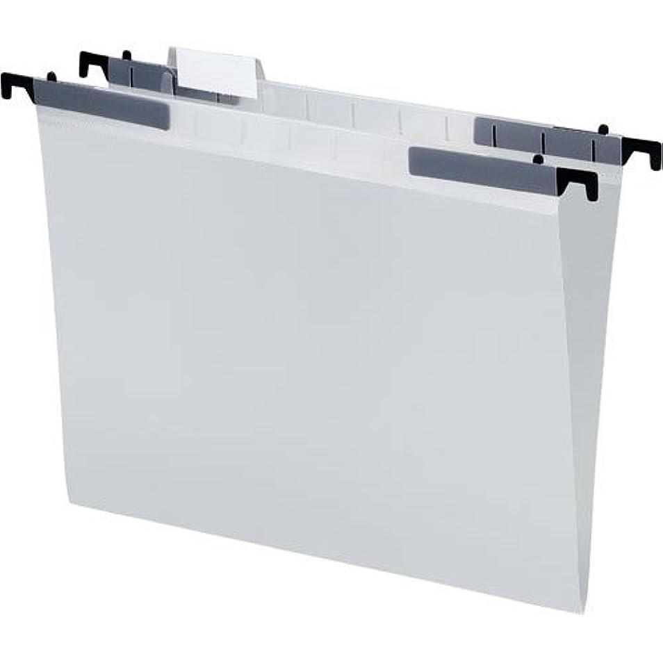 ひねくれた病気だと思うパラダイス(Gray.) - Smead File Folder, Reinforced 1/3-Cut Tab, Letter Size, Grey, 100 per Box (12334)