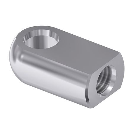 Eye Hinge - 8.2mm Hole M5 Hinge Eye SW 3, W 8.2, H16