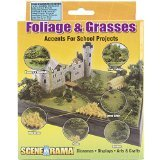 Woodland-Scenics-SP4120-Foliage-and-Grasses-Diorama-Kit