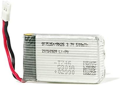 no2 Turnigy Nano-Tech 3.7V 500mAh 25C50C リポ リチウムポリマー バッテリー