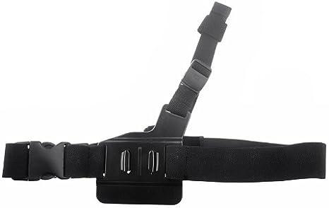 Sangle harnais de caméra sportive fixation épaule GOPRO Héro 3 4