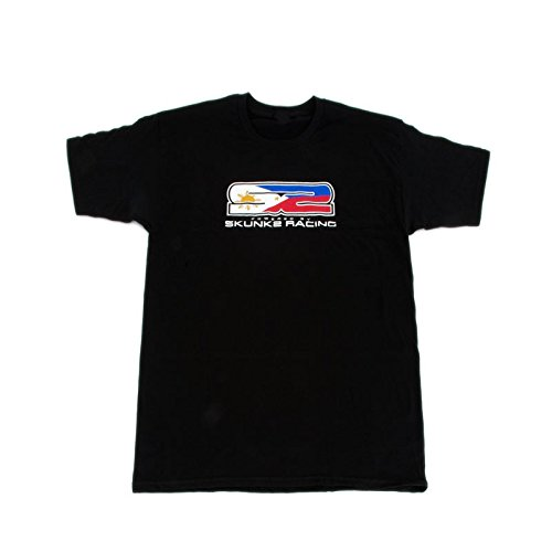 Skunk2 Philippines Edition T-Shirt Black, Small 735-99-1560