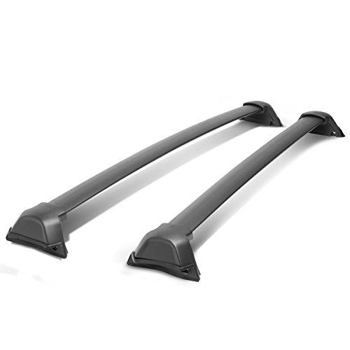 - For 16-18 Honda CRV Pair OE Style Aluminum Roof Rail Cross Bar Baggage Carrier