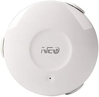 NAS-WS02W Sensor de agua inteligente WiFi Sensor de inundación Detector de fugas del sistema de alarma