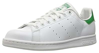 adidas Originals Womens Shoes Stan Smith Fashion Sneakers White Size: 5.5
