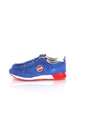 Uomo Originals estate Red Travis Sneakers colors Blue Colmar Primavera 3L5AR4j