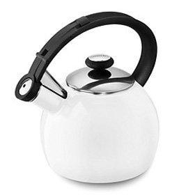 Cuisinart CTK-EOS1W Omni Porcelain Enamel on Steel Tea Kettl