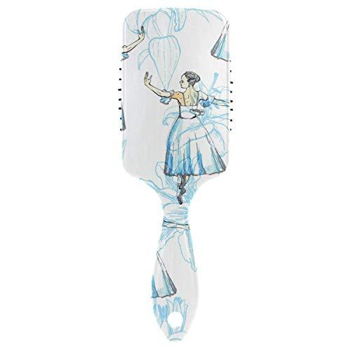 Air Cushion Combs Ballerinas Hair Brushes Massage Comb Scalp Massage Brush Anti-static Brushes