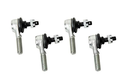 4 American Star Tie Rod Ends for Kawasaki Brute Force 750 All Years/Models ()