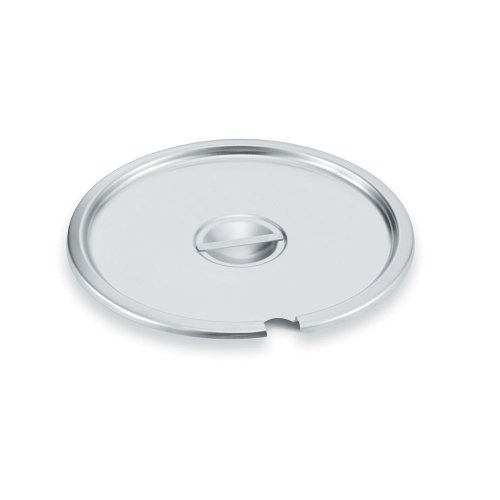 Slotted S/S 11-Qt Inset Lid
