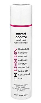 (TRIDESIGN Covert Control Holding Hair Spray 10.5oz/298g (Pack of 3))