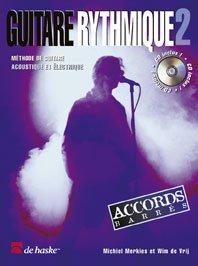 MICHIEL DEHASKE MERKIES-Guitarra rítmica VOL.2 CD método y de ...