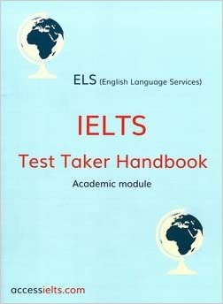 IELTS Test Taker Handbook: Amazon co uk: Madge McClary