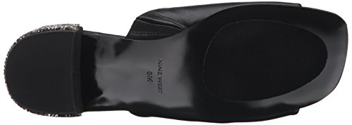 Mocassino In Raso Nero Di West Womens, Nero