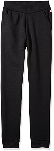 Limited Too Big Girls' Jogger (More Styles Available), Black, 10/12 by Limited Too