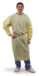 Tidi Products P2 Protective Procedure Gown - 8579CS - 100 Each / Case
