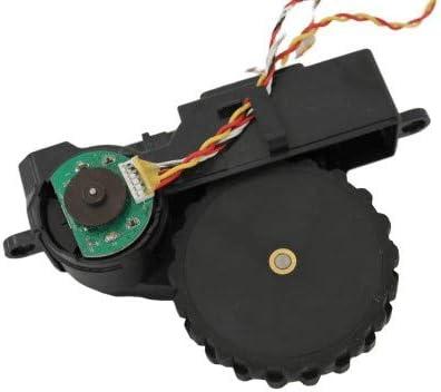 EPIEZA Rueda L Izquierda para Robot Aspirador CECOTEC Conga 3090 ...
