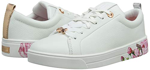 Blanc Femme Ted white Baker Baskets Luocil Whte 7ff6qI