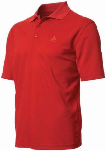 Odlo - Polo Shirt SS Pins, Color Formula One, Talla S: Amazon.es ...