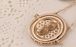 Harry potter necklaces ,Time Turner,The sandglass necklace