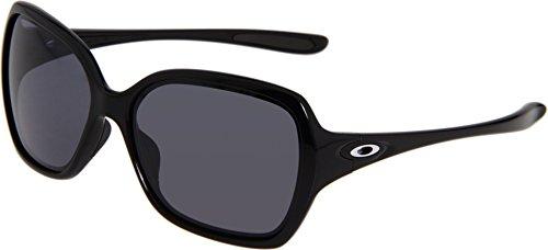 cc8e29c89c Oakley Womens Overtime OO9167-01 Round Sunglasses
