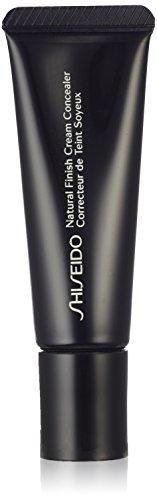 Shiseido Natural Finish Cream Concealer, Dark Fonce 4 Shiseido Natural